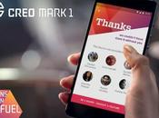 CREO Announces Mark Genuine Spare Parts' Prices