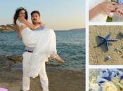 Beach Wedding Mykonos Saint John Hotel