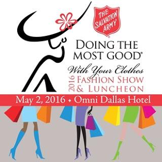 SAVE THE DATE: The Salvation Army Women's Auxiliary Fashion Show & Luncheon, May 2