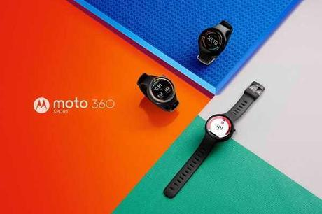 Moto 360 Sport: Features & Specifications