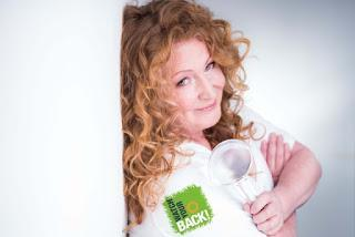 Watch your back! Charlie Dimmock talks about sunscreen and answers The Questions