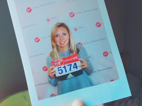 Running the London Marathon 2016
