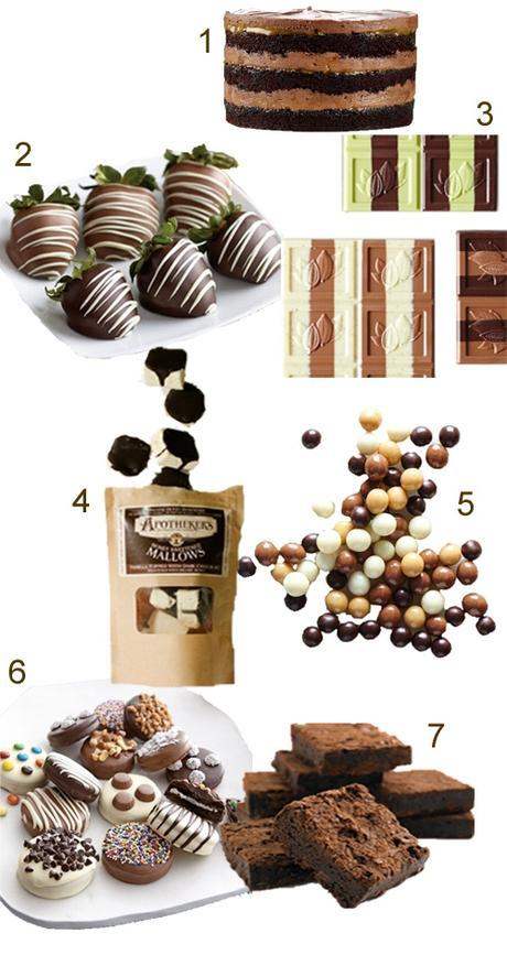 Best Chocolate Desserts To Order Online For Mother's Day