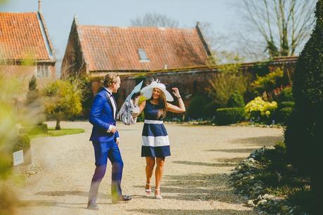 LUCY & ELLIOTT | HALES HALL BARN | A NORFOLK WEDDING