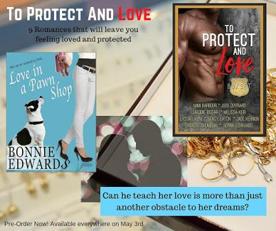 To Protect and Love Excerpt from Love in a Pawn Shop