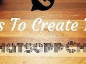 Tools Create Fake WhatsApp Chat Android/iOS/Windows