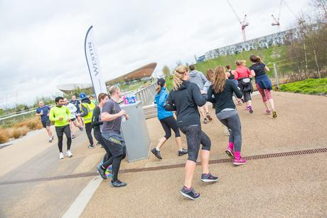 Fitness On Toast - Westin Run - April-8