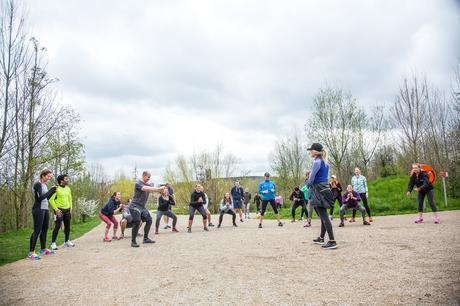 Fitness On Toast - Westin Run - April-9