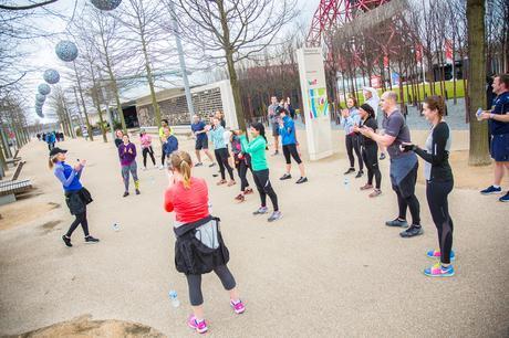 Fitness On Toast - Westin Run - April-4