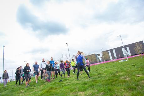 Fitness On Toast - Westin Run - April-11