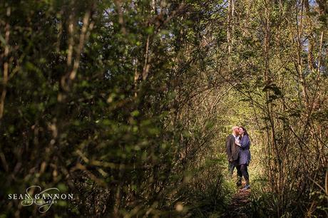 Couple photos in the woods.