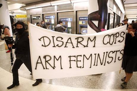 arm feminists