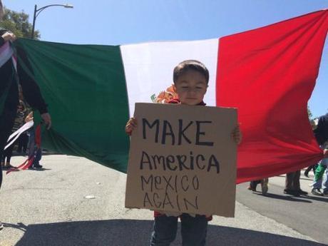 Aztlan Mexican irredentism