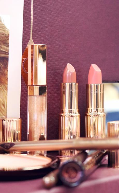 Charlotte Tilbury Lipstick and Lipgloss