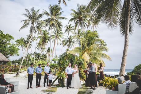 A Spectacular Wedding In Samoa (on a budget!) by David Le Design & Photography