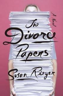 Review:  The Divorce Papers by Susan Rieger