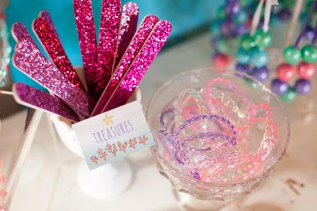 Mermaid Birthday Party by Modern Moments Design