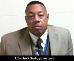 Charles Clark, principal of Jackson Central-Merry High School