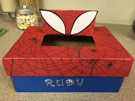 DIY For Kids: Recycle Shoe boxes