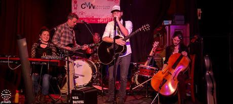 CMW 2016: Monday at The Cameron House with Mermaids Exist, Will Driving West, and Alexandria Maillot