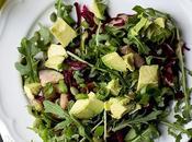 Detox Diet Salad with Beets Arugula