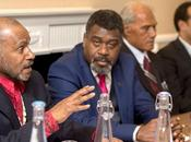 Vanuatu Represented International Parliamentarians West Papua Meeting London