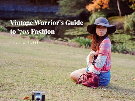 Vintage Warrior's Guide to '70s Fashion
