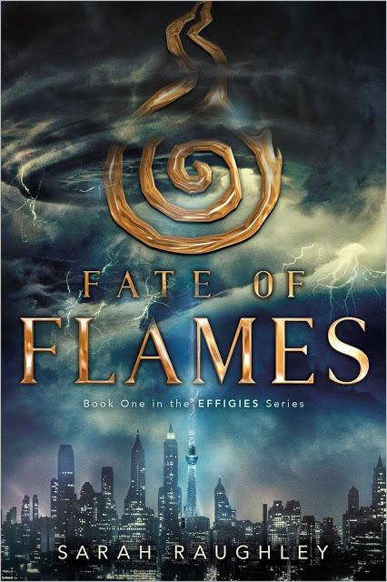 Book Finds: Fate of Flames & A Shadow Bright and Burning