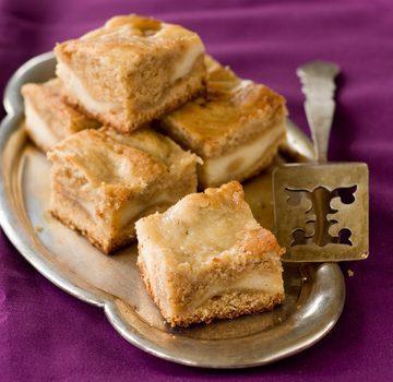 paleo dessert recipes blondies featured image