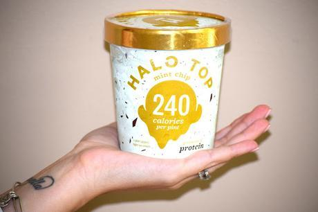 Finding Heaven with Halo Top Ice Cream