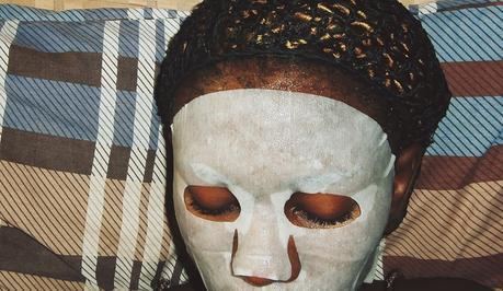 Beauty Review // Mysha Natural Collagen Rejuvenating Mask