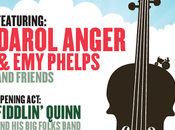 Phelps Darol Anger Concert Benefit Lexington Community Farm, 5/22