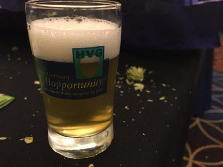 Don't Count Out the Reinheitsgebot! German Hops Find Fruit Flavor