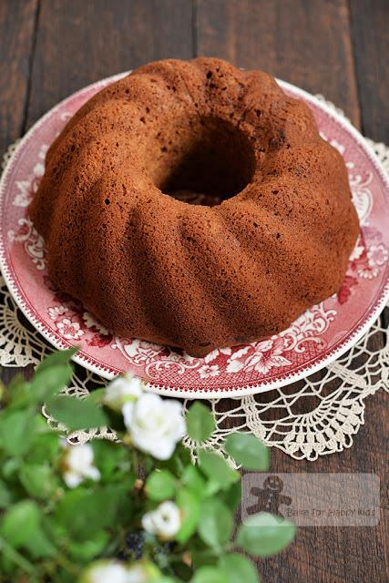 Ginger Applesauce Bundt Cake (Ruth Reichl) - This is the Best Ginger Cake Ever!!!