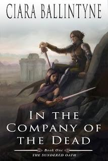 In the Company of the Dead by Ciara Ballintyne @goddessfish @CiaraBallintyne