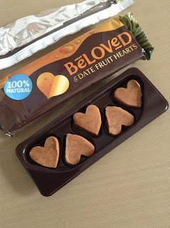 Beloved dates fruit hearts