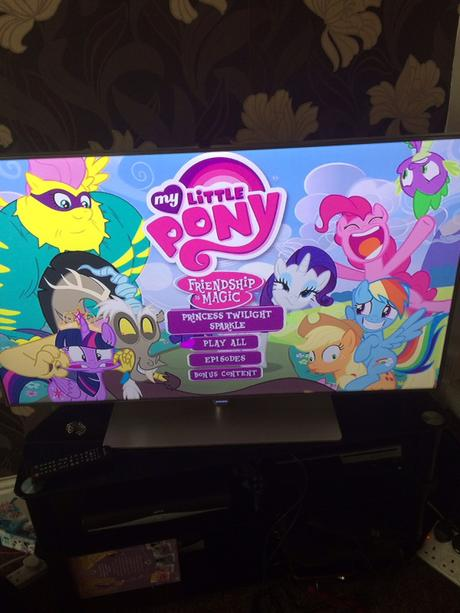 My little pony: princes twilight sparkle (review & give away)