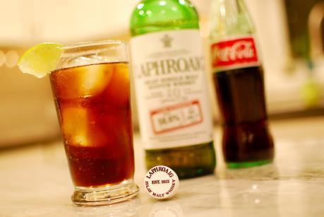 Cocktail Review – Cinco de Laphroaig