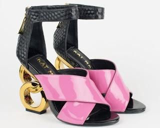 Shoe of the Day | Kat Maconie Adele Sandals