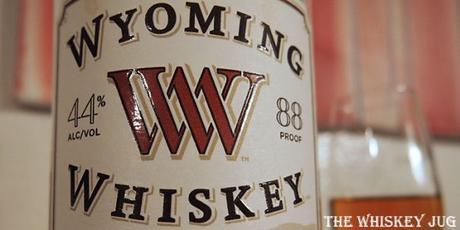 Wyoming Whiskey Batch 25 Label