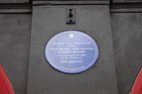 #plaque366 The Goons #Camden