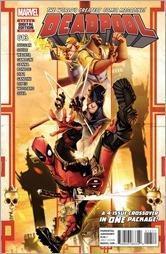 Deadpool #13 Cover