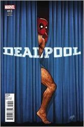 Deadpool #13 Cover - Nakayama Rebirth Variant