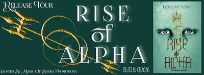 RISE OF ALPHA - THE PRODIAN JOURNEY by Lorenz Font