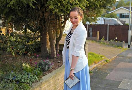 Day to Night In Springtime // Outfit