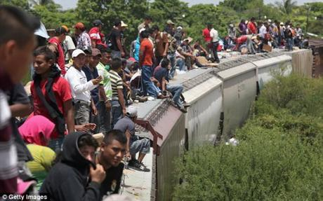 Thousands of Central American