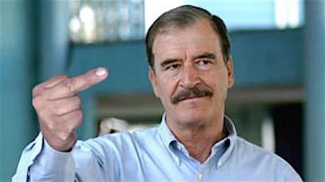 Former Mexican President Vincente Fox (Source of photo: Pocho)