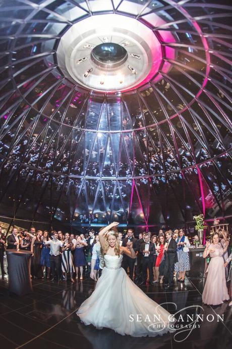 Wedding at the Gherkin 028