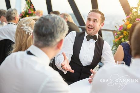 Wedding at the Gherkin 019