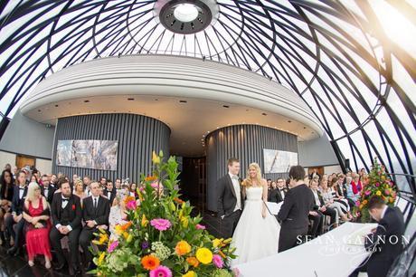 Wedding at the Gherkin 010